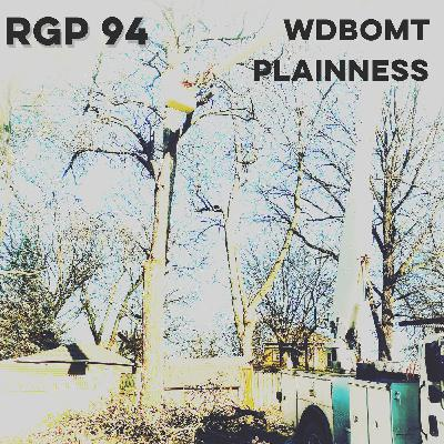94. WDBOMT about plainness