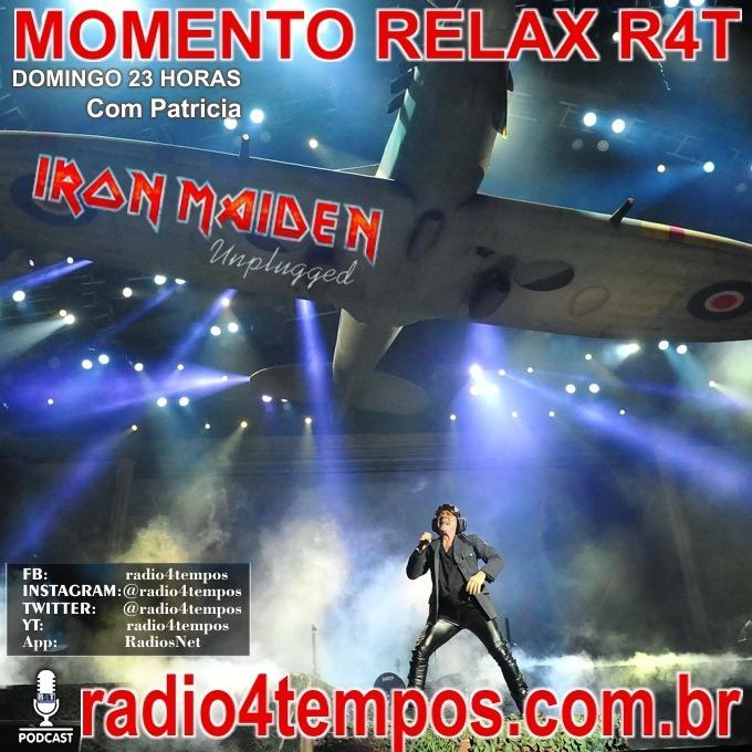 Rádio 4 Tempos - Momento Relax - Iron Maiden acústico:Rádio 4 Tempos