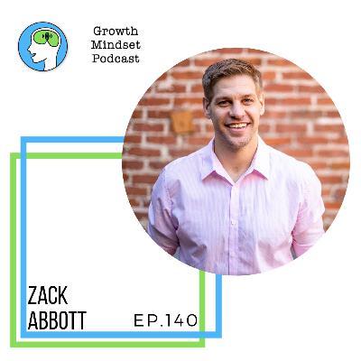 140: (Bio)Engineering success - Zack Abbott, founder CEO - ZBiotics