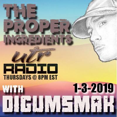 The Proper Ingredients .. by digumsmak .. 1-3-2019