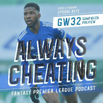 On Being Wrong & GW32 Preview