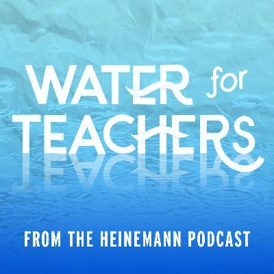 Coming Soon! Water for Teachers with Shamari Reid