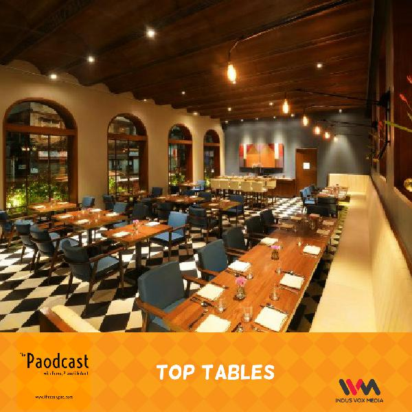 Ep. 57: Top Tables