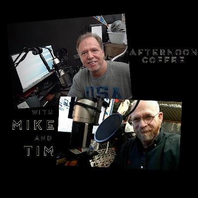 Afternoon Coffee Podcast Episode 20 interview with Steve Snyder Part 1