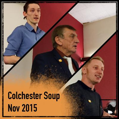 Colchester Soup | November 2015