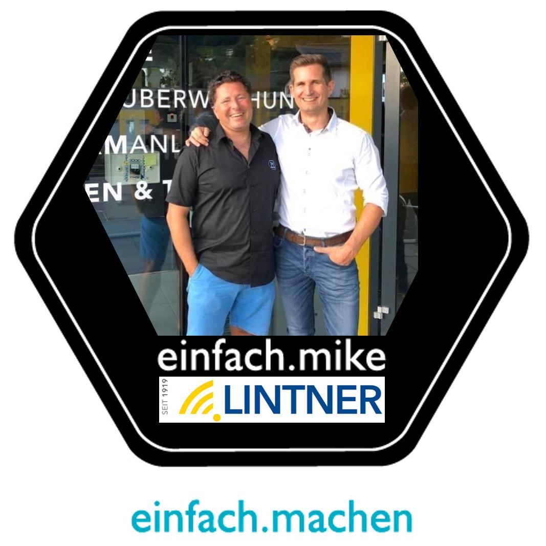 Folge 21 - Markus Lintner, mein bester Freund seit mehr als 30 Jahren, Familien-Unternehmer