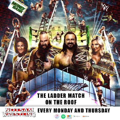 The Ladder Match on the Roof - Notsam Wrestling 287