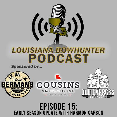 Episode 15: Early Season Update with Harmon Carson