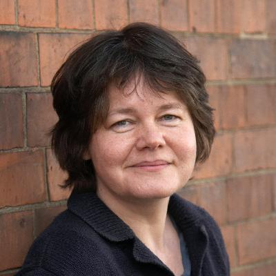 Carolyn Steel is Marc Buckley's guest on the latest edition of Inside Ideas.