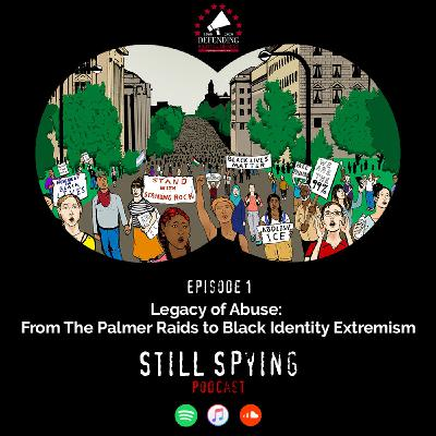 Legacy of Abuse: From The Palmer Raids to Black Identity Extremism Feat. Mike German