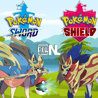 Nintendo POWdcast #114 – Pokémon Sword & Shield e Isle of Armor (SEM SPOILERS)