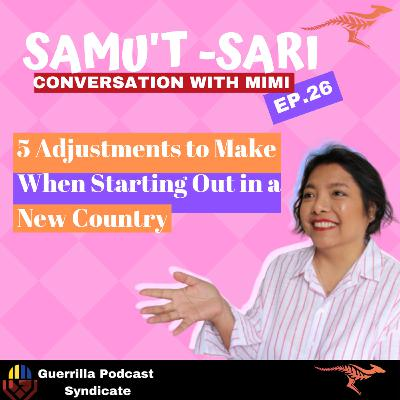 5 Adjustments to Make When Starting Out in a New Country