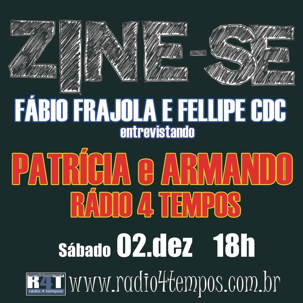 Rádio 4 Tempos - Zine-se 78