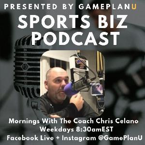 Episode #95 Dec 21st With The Coach Chris Celano.