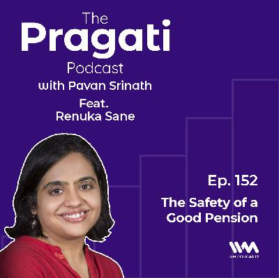 Ep. 152: The Safety of a Good Pension
