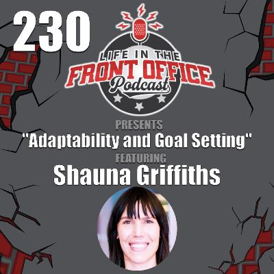 Adaptability and Goal Setting with Shauna Griffiths, CEO SLG Impact