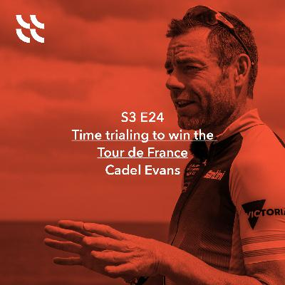 Cadel Evans | Time trialing to win the Tour de France
