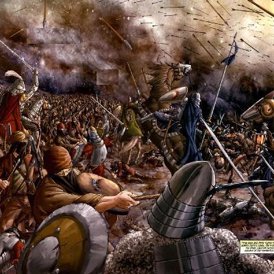 53. (WoT History Pt. VI) War! Aiel Is It Good For?