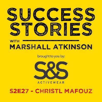 """Success Stories EP 27 - """"The Ace of Political Fundraising Campaigns"""""""