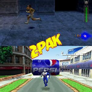 99Vidas 371 - 2-Pak: Pepsiman e Akuji the Heartless