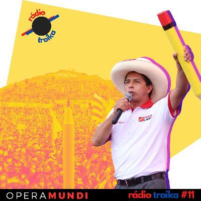 #11 - Reta final: Castillo mantém liderança e fica mais perto da Presidência no Peru