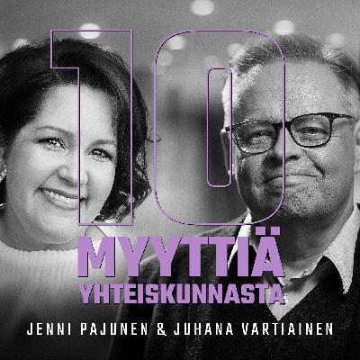 35. Liiallinen elvytys johtaa uuteen inflaatiokriisiin feat. Jukka Pekkarinen ja Juha Tarkka