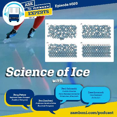 Episode #020: Science of Ice