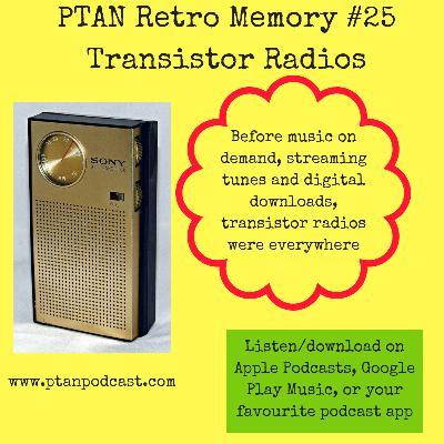Retro Memory #25 - The Transistor Radio
