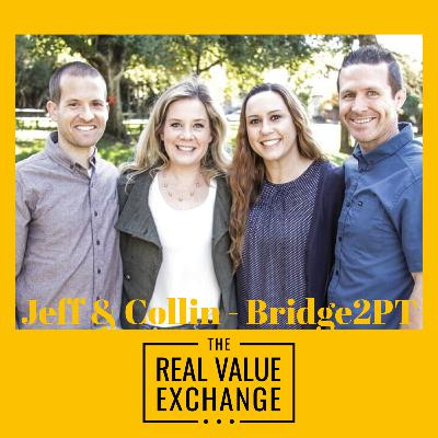 97. B2B LinkedIn Plug-ins | Jeff & Collin - Bridge2PT | Value of Knowing A Guy