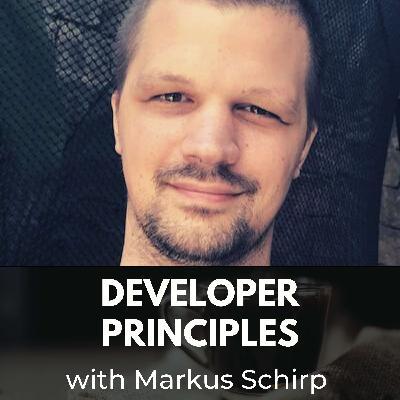 Developer Principles with Markus Schirp