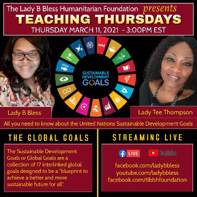 #29 March 11, 2021 (Lady Tee Thompson) Teaching Thursdays