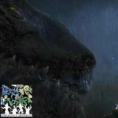 S3E13: Godzilla's Day Off (Godzilla '98 vs. Godzilla 2014)
