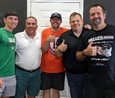 207: Indy 500 Preview - Hogsett's mask ambassadors