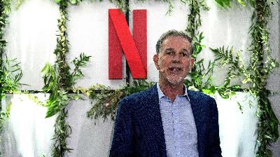 Reed Hastings on his vision for Netflix