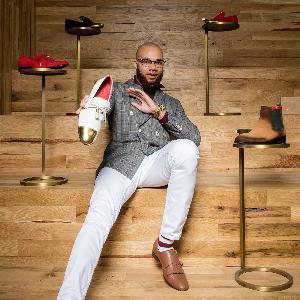 """Eric Jones ~  PBS """"Start Up's"""",  Elite Stylin Designer Shoe Genius!!"""