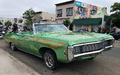 Lowriders Built By The Border