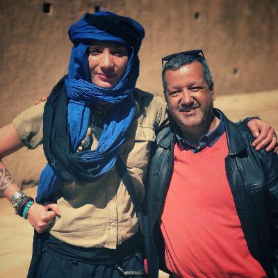 Berber life growing up in the Sahara Desert.
