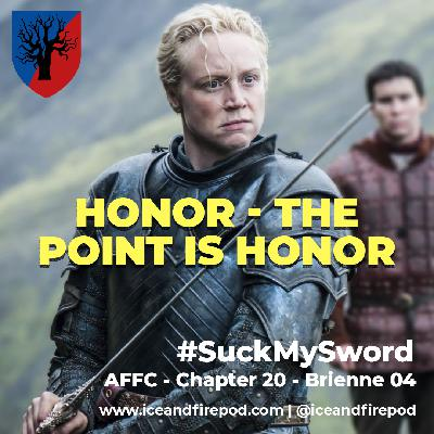 260 – A Feast for Crows Chapter 20 – Brienne 04 #SuckMySword