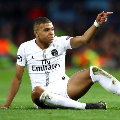 Blood Red: Kylian Mbappe, Philippe Coutinho, the Champions League and much more