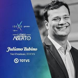 Juliano Tubino, Vice-Presidente, TOTVS