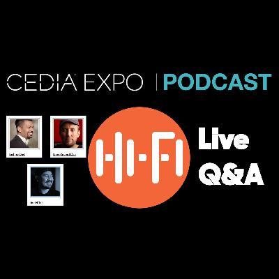 CEDIA Expo 2019 Show Report Podcast
