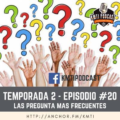 T2 - Episodio #20 - Preguntas y respuestas