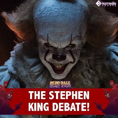A King-Sized Debate: The Stephen King Show