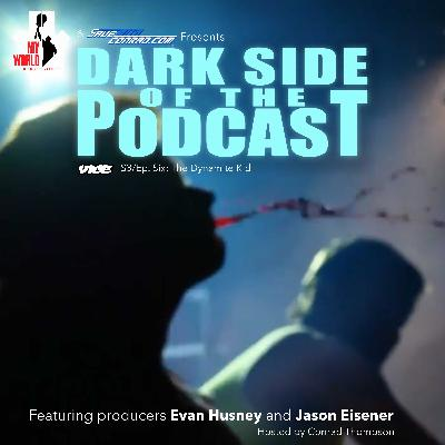 Episode 6: Dark Side Of The Podcast: The Dynamite Kid