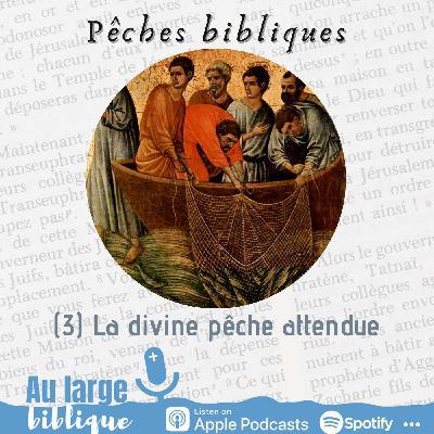 #242 Pêches Bibliques (3) la divine pêche attendue (Jr 16; Ez 47)