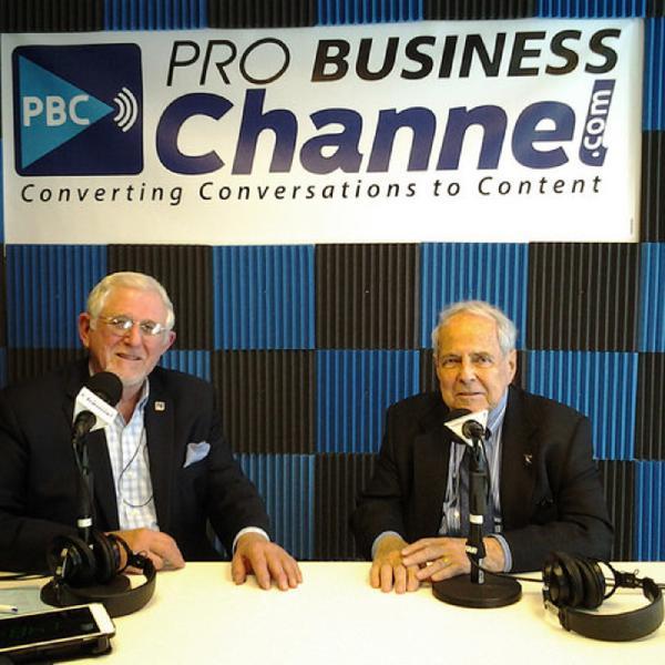 Former Atlanta Mayor Sam Massell Interview on the Buckhead Business Show