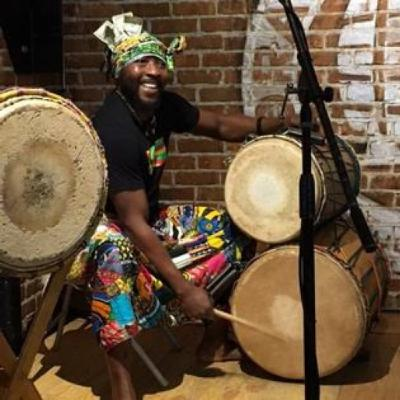 West African Drumming, Cultural Lore and Music Theory with Oumar Keita