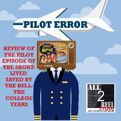 Saved by the Bell: The College Years (1993) PILOT ERROR TV REVIEW