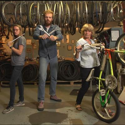 Épisode 95 : Tout le monde veut du vélo