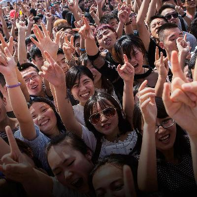 Backstage at China's Music Festivals